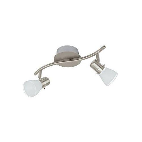 Eglo 93832 - led reflektor pastena 2xled/5w/230v (9002759938321)