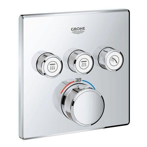 Grohe bateria termostatyczna do obsługi trzech wyjść wody grohtherm smartcontrol 29126000