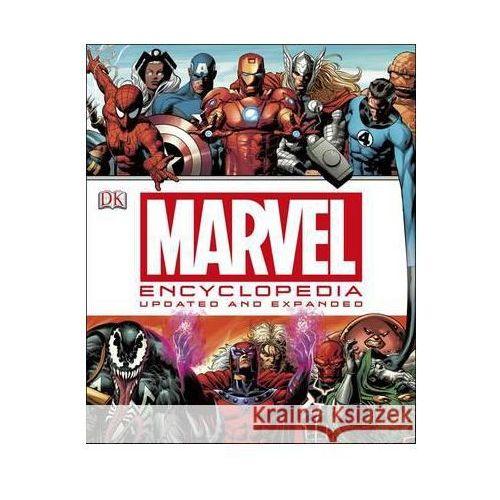 Marvel Encyclopedia - Wysyłka od 5,99 - kupuj w sprawdzonych księgarniach !!!, oprawa twarda