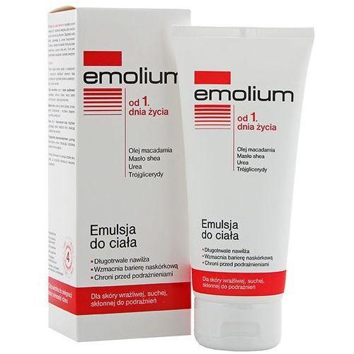 EMOLIUM 200ml Emulsja do ciała od 1. dnia życia (balsam)