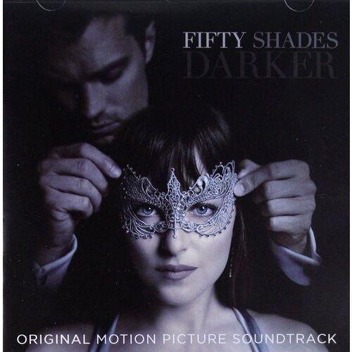 Universal music Fifty shades darker - ost (edycja polska)