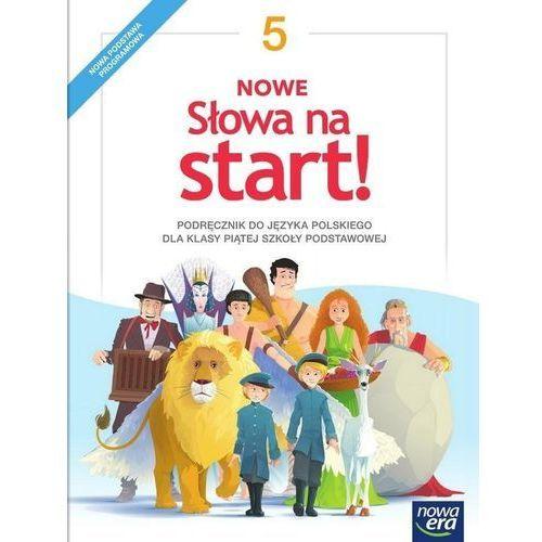 Nowe Słowa na start!. Klasa 5. Podręcznik. Szkoła podstawowa (9788326733338)