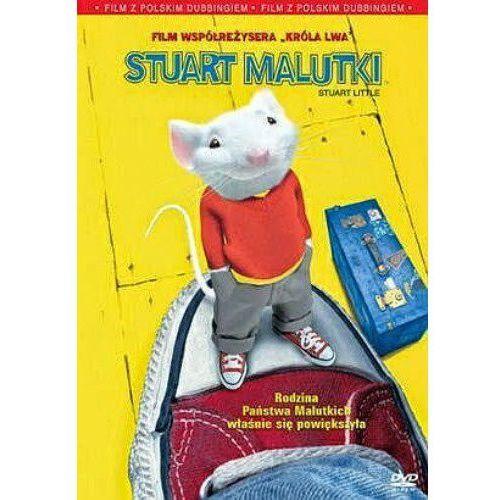 Imperial cinepix Stuart malutki (dvd) - rob minkoff darmowa dostawa kiosk ruchu (5903570108112)