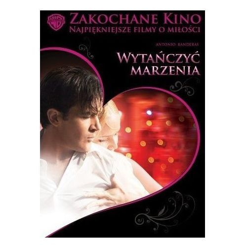 Liz friedlander Wytanczyc marzenia (dvd) zakochane kino (płyta dvd)