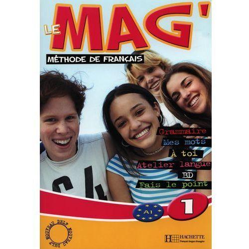 Le Mag 1 Podręcznik - DODATKOWO 10% RABATU i WYSYŁKA 24H! (96 str.)