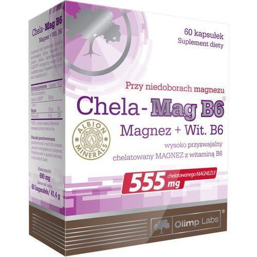 Chela-Mag B6 kaps.x 60 /Olimp (5901330014734)