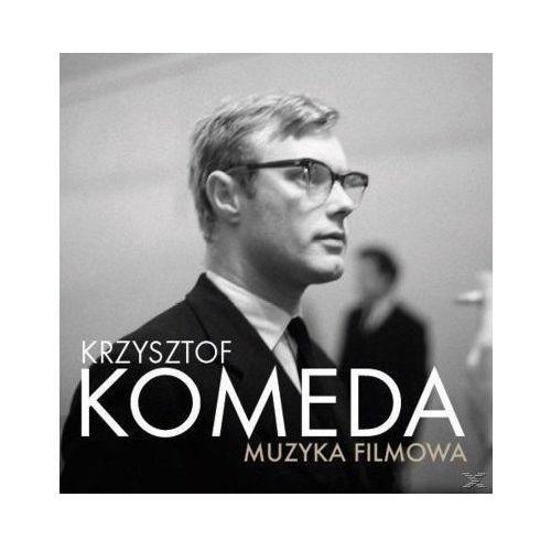 Krzysztof komeda - muzyka filmowa - różni wykonawcy (płyta cd) marki Sony music entertainment