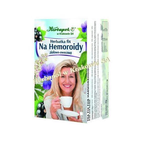 Herbapol Herbatka fix na hemoroidy