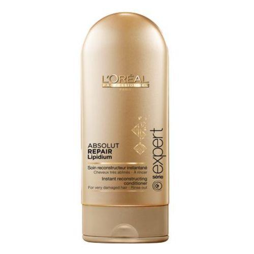 L'Oreal ABSOLUT REPAIR LIPIDIUM CONDITIONER Błyskawicznie regenerująca odżywka do włosów bardzo uwrażliwionych (200 ML)