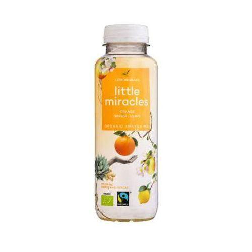 Bio planet Little miracles 330ml trawa cytrynowa napój energetyzujący bio
