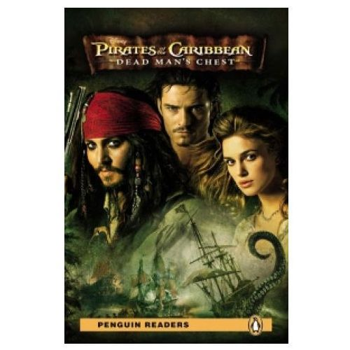 Pirates of the Caribbean: Dead Man's Chest + MP3. Penguin Readers (9781447925736)