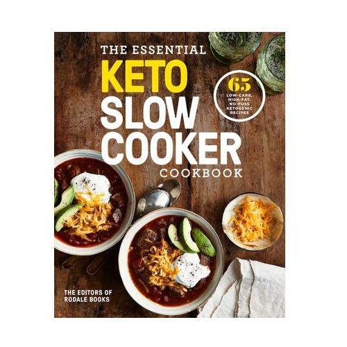 Essential Keto Slow Cooker (9781984826046)
