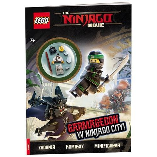 THE LEGO® NINJAGO® MOVIE™. GARMAGEDON W NINJAGO CITY!