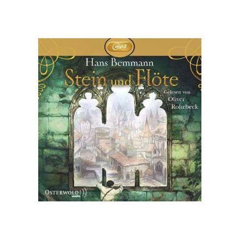 Stein und Flöte, 4 MP3-CDs, Audiobook