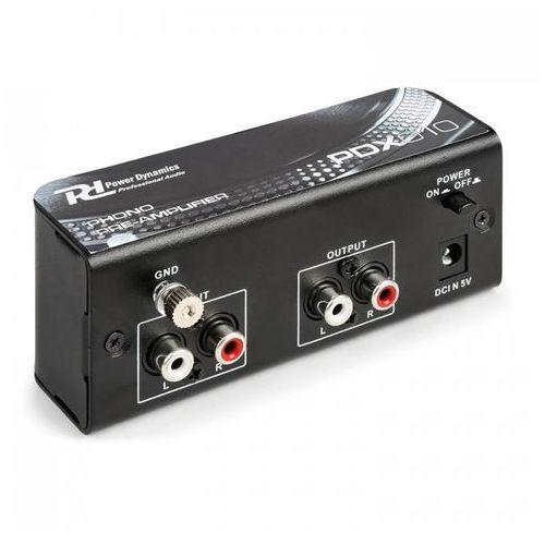 PDX010 Przedwzmacniacz phono phono-line przedwzmacniacz stereo