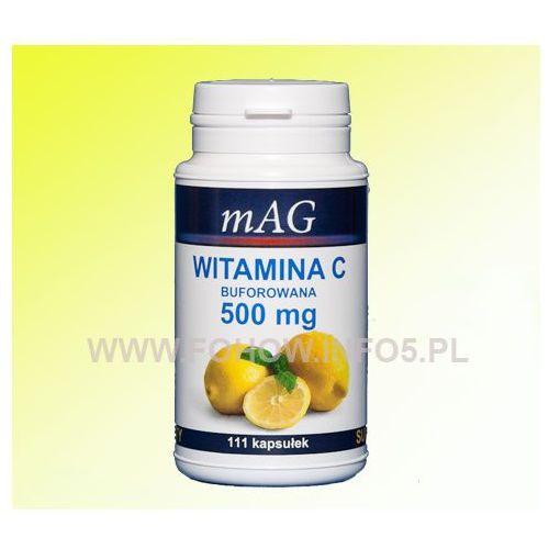 MAG Witamina C buforowana 500 mg - 111 tabletek