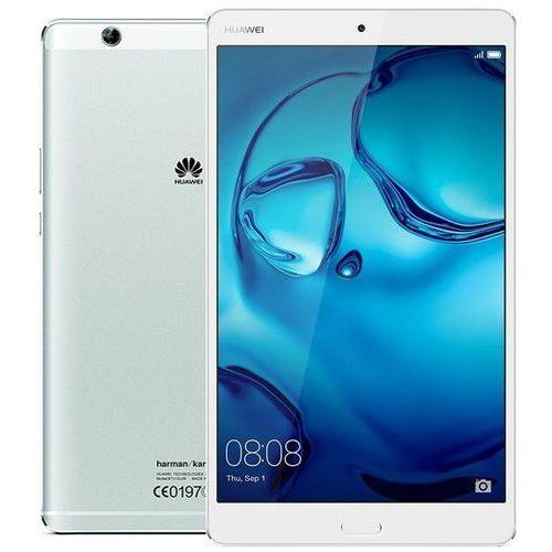 Tablet HUAWEI MediaPad M3 LTE Srebrny