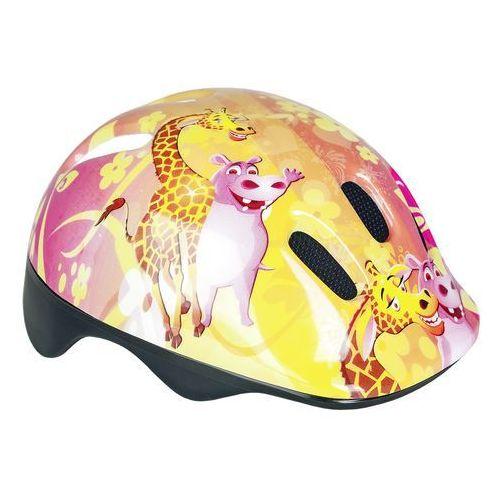Spokey, Giraffe, kask dziecięcy ze sklepu Smyk