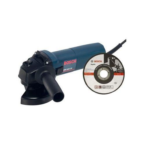 Szlifierka kątowa sieciowa GWS 850 CE 125mm 850W 601378790 + tarcza D125X22,2mm X1 RAPIDO , produkt marki Bosch