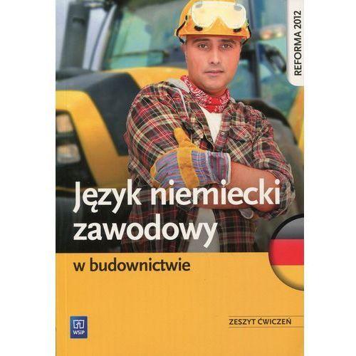 Język niemiecki zawodowy w branży budowlanej, oprawa miękka