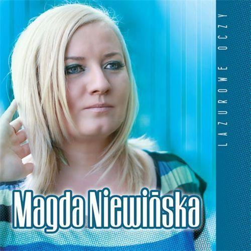 MAGDA NIEWIŃSKA - LAZUROWE OCZY (5901844454248)
