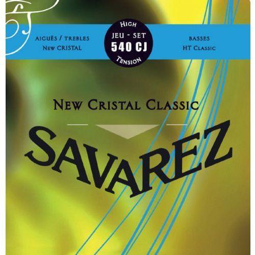 (656157) 540cj corum new cristal struny do gitary klasycznej marki Savarez