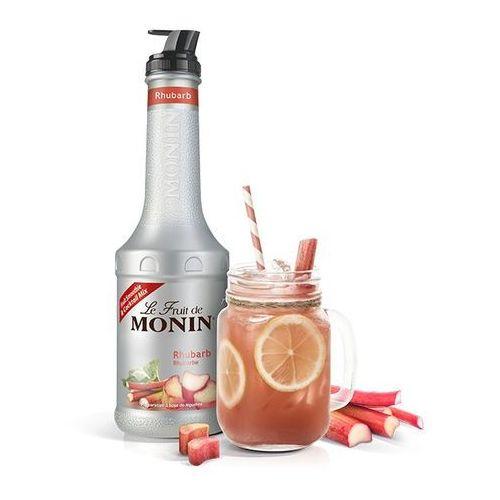 Monin Puree rabarbar rhubarb 1l monin 903014 sc-903017 (3052911273728)