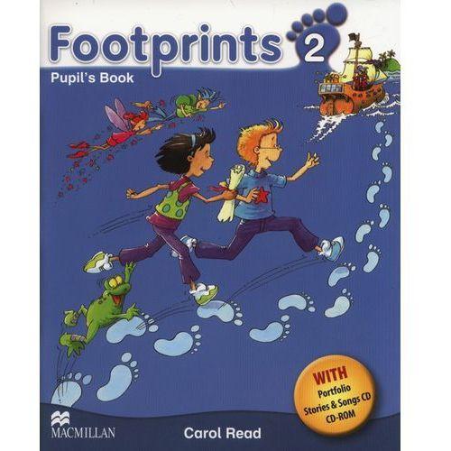 Footprints. Klasa 2. Podręcznik z płytą CD-ROM (9780230012097)