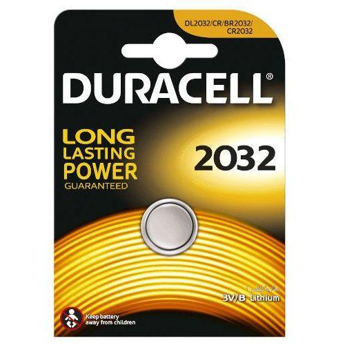 Litowa bateria pastylkowa 2032 - 1szt. marki Duracell