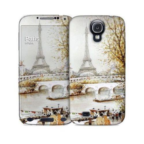 Pokrowiec I-PAINT Hard Case + Skin do Galaxy S4 Paris Painting (8053264079277)