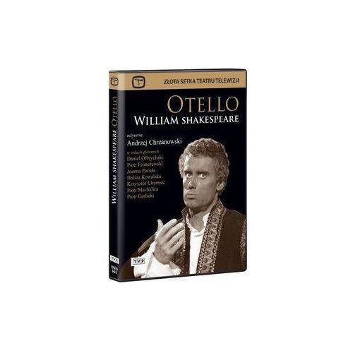 Shakespeare william Otello złota setka teatru telewizji. darmowy odbiór w niemal 100 księgarniach!