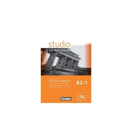 Studio d B2/1 Příručka učitele (9783060200955)