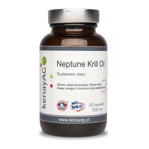 Kapsułki Neptune krill oil - olej z kryla NKO 60 kaps. - Kenay