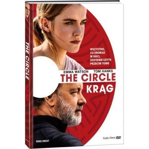 The Circle (Krąg) (DVD z książeczką) - James Ponsoldt. DARMOWA DOSTAWA DO KIOSKU RUCHU OD 24,99ZŁ