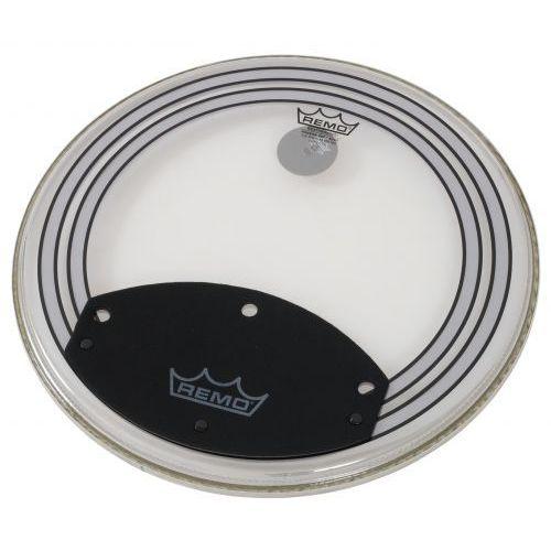 Remo pw-1320-00 powersonic 20″ przeźroczysty, naciąg perkusyjny