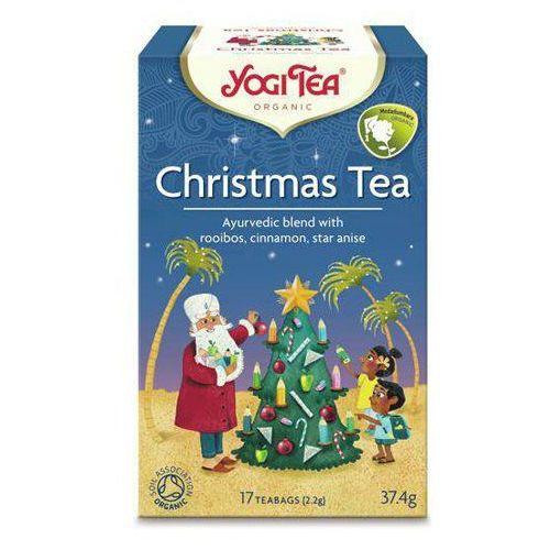 herbata świąteczna (christmas tea) marki Yogi tea