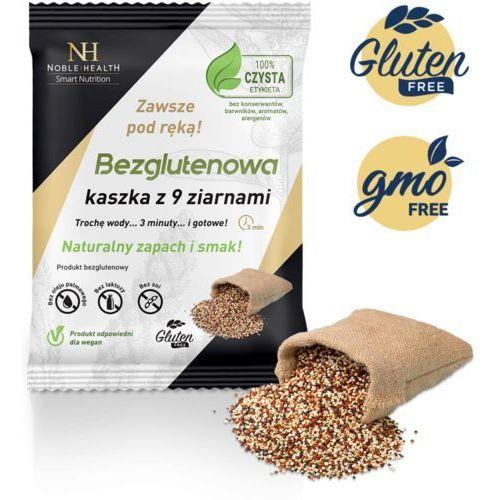 Noble health Kaszka bezglutenowa - 9 ziaren (5903068650161)