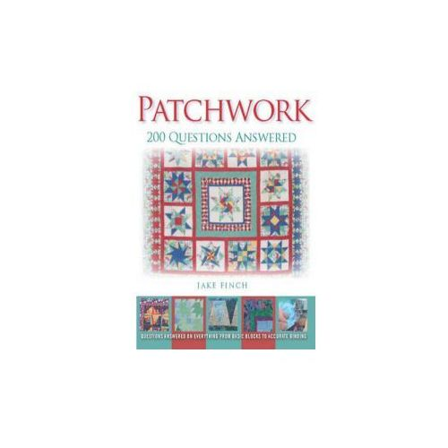 Patchwork: 200 Questions Answered, Finch, Jake