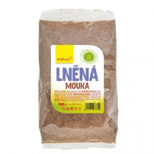 Wolfberry Mąka lniana 400 g (8594158037749)