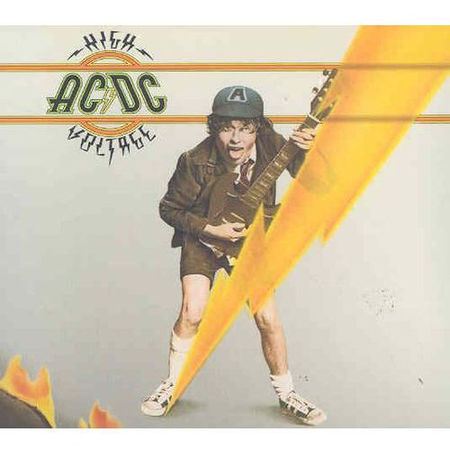 AC/DC - HIGH VOLTAGE (CD), 5107592