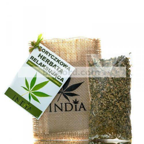 Goryczkowa Ziołowa Herbata Relaksująca, 15 g India Cosmetics