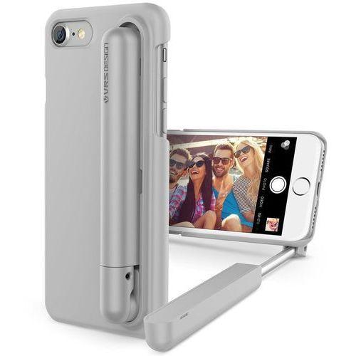 Etui VRS Design Cue Stick iPhone 6/6s Light Grey (8809477682861)