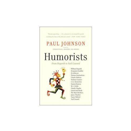 Humorists (9780061825927)