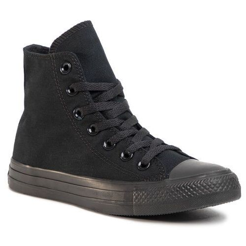 Trampki - c taylor a/s hi m3310c black monoch marki Converse