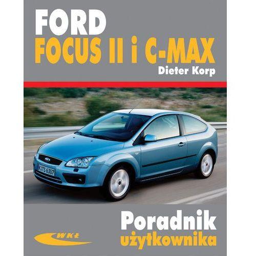 Ford Focus II i C-MAX (9788320617122)