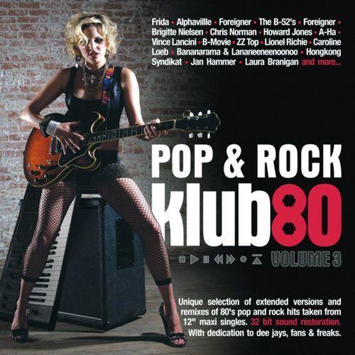 4ever music Różni wykonawcy - pop & rock klub 80 vol.3 (5902114894344)