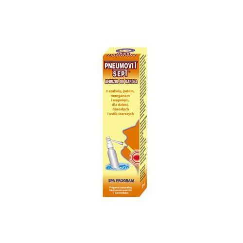 Aerozol Pneumovit Sept Spray aerozol do gardła 35ml