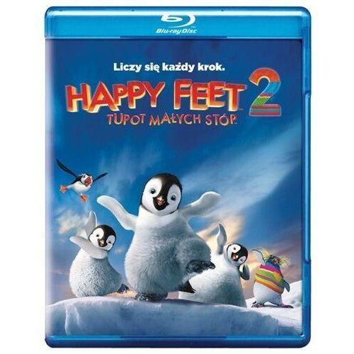 HAPPY FEET 2: TUPOT MAŁYCH STÓP (BD) GALAPAGOS Films 7321999311643 (7321999311643)