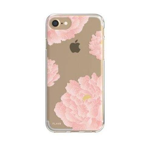 Etui FLAVR iPlate Pink Peonies do Apple iPhone 6/7/6s/8 Wielokolorowy (30033), kolor wielokolorowy