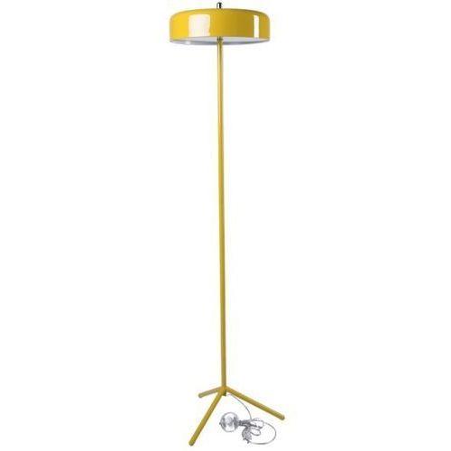 Lampa podłogowa PLATE żółty D2